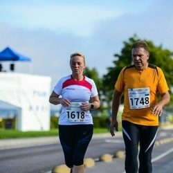 SEB Tallinna Maraton - Maris Aagver (1618), Joel Tints (1748)