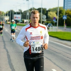 SEB Tallinna Maraton - Arttu Sadeharju (1480)