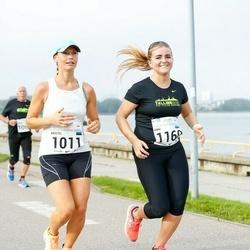SEB Tallinna Maraton - Kristel Kärdi (1011), Anni Adamson (1160)