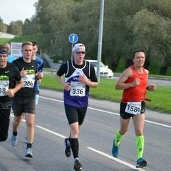 SEB Tallinna Maraton - Scott Allen (336), Aado Metsis (1584)