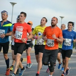 SEB Tallinna Maraton - Marko Valinurm (1466), Andre Petraudze (2136)