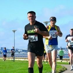 SEB Tallinna Maraton - Anatoli Klishevski (345), Eduard Mikhniukevich (364)