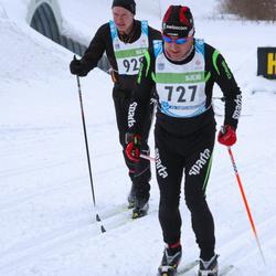 42. Tartu Maraton - Andres Kööp (727), Ari Mehtonen (928)