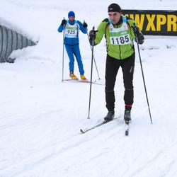 42. Tartu Maraton - Ago Saluveer (925), Ilmar Kink (1185)