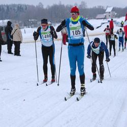 42. Tartu Maraton - Siim Suuroja (105), Bjorn Odegaard (1490)