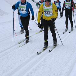 42. Tartu Maraton - Andre Mägi (2380), Toomas Zaletajev (2442), Jaanus Sibul (4042)