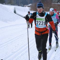 42. Tartu Maraton - Bert Lõuke (2228)