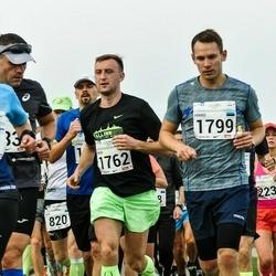 SEB Tallinna Maraton - Heiko Heitur (1762), Arkko Pakkas (1799)
