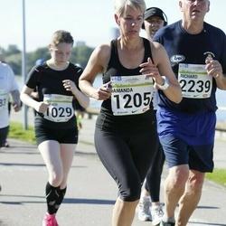 SEB Tallinna Maraton - Amanda Tully (1205)