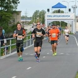 SEB Tallinna Maratoni Sügisjooks (10 km) - Denis Stahnevitš (33), Kristjan Lusikas (140), Aigar Ojaots (444)