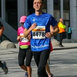 SEB Tallinna Maratoni Sügisjooks (10 km) - Aleksei Esholts (4478)