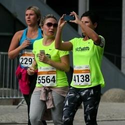 SEB Tallinna Maratoni Sügisjooks (10 km) - Anastasia Aleksandrova (4138), Diana Golubeva (5564)