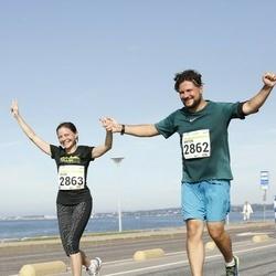 SEB Tallinna Maraton - Anton Zabannykh (2862), Ksenija Utkina (2963)