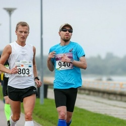 SEB Tallinna Maraton - Karol Keskküla (803), Aaro Kuivalainen (940)