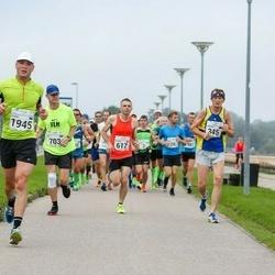 SEB Tallinna Maraton - Anatoli Klishevski (345), Michael Howard (617)