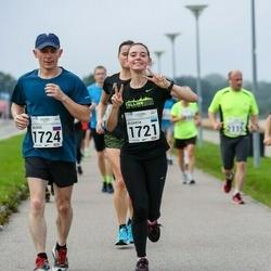 SEB Tallinna Maraton - Jelizaveta Mamchits (1721), Aleksei Mamchits (1724)
