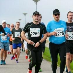 SEB Tallinna Maraton - Ari Setälä (2269), Mikko Seppänen (2270)