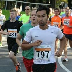 SEB Tallinna Maratoni Sügisjooks (10 km) - Adrian Ciro (797)
