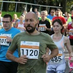 SEB Tallinna Maratoni Sügisjooks (10 km) - Christina Kallas (485), Raivo Unt (1014)