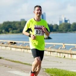 SEB Tallinna Maraton - Arles Taal (831)