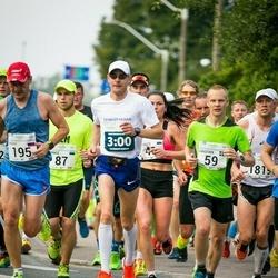 SEB Tallinna Maraton - Christian Gunnarsson (59), Tarass Snitsarenko (87), Alexey Kalinin (195)