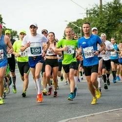 SEB Tallinna Maraton - Liis-Grete Arro (46), Hillevi Velba (54), Christian Gunnarsson (59), Tarass Snitsarenko (87), Oliver Westbury (189), Alexey Kalinin (195), Kristjan Kokk (794)