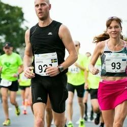 SEB Tallinna Maraton - Brit Rammul (93), Anders Norling (921)
