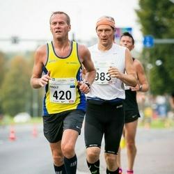 SEB Tallinna Maraton - Arnold Laasu (420), Anton Suravegin (983)