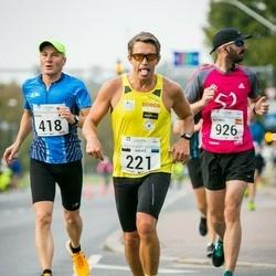 SEB Tallinna Maraton - André Abner (221), Henn Zvorovski (418), Alfonso Bahillo (926)