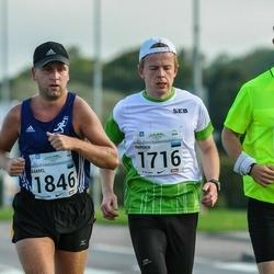 SEB Tallinna Maraton - Marden Nõmm (1716), Kaarel Tõruvere (1846)