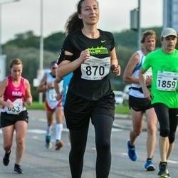 SEB Tallinna Maraton - Amira Mountassir (870)