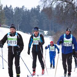 42. Tartu Maraton - Jaak Siimus (5375), Andre Kuhi (5815), Indrek Siiak (6256)
