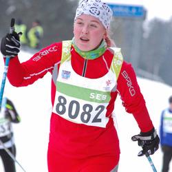42. Tartu Maraton - Brita Liivamaa (8082)