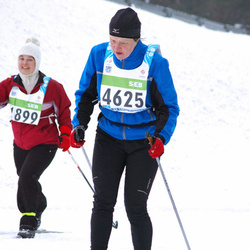 42. Tartu Maraton - Rahel Kallau (4625), Anatoli Sillari (4899)