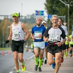 SEB Tallinna Maraton - Toomas Toom (303), André Bon (1494)