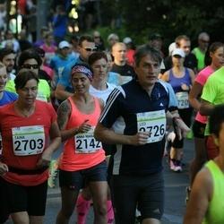 SEB Tallinna Maraton - Anna Maria Võsu (2142), Taina Rantala (2703), Leo Hertmann (2726)
