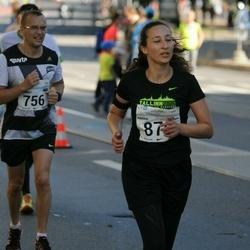 SEB Tallinna Maraton - Toomas Vavilov (756), Amira Mountassir (870)