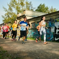 SEB Tallinna Maratoni Sügisjooks (10 km) - Christina Kallas (485), Yan Jialin (5050)
