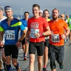 SEB Tallinna Maraton - Jürgo Jartsev-Moont (2126), Andre Petraudze (2136)
