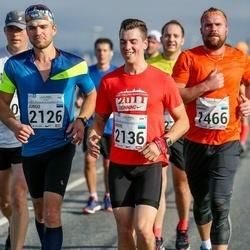 SEB Tallinna Maraton - Marko Valinurm (1466), Jürgo Jartsev-Moont (2126), Andre Petraudze (2136)