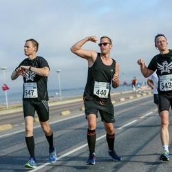SEB Tallinna Maraton - Karl Erlenheim (543), Siim Erlenheim (547)
