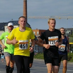 SEB Tallinna Maratoni Sügisjooks (10 km) - Aare Saliste (459), Kent Oraver (1268)