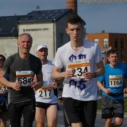 SEB Tallinna Maratoni Sügisjooks (10 km) - Artem Sidorenko (234), Janek Karbe (584)