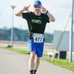 SEB Tallinna Maraton - John Cottam (477)