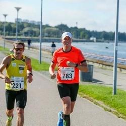SEB Tallinna Maraton - André Abner (221), Toomas Raag (783)