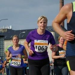 SEB Tallinna Maratoni Sügisjooks (10 km) - Andra Rannik (1063), Laura Maasalu (2557)