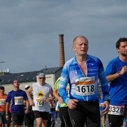 SEB Tallinna Maratoni Sügisjooks (10 km) - Ago Pukspuu (1618)