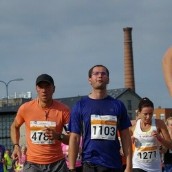SEB Tallinna Maratoni Sügisjooks (10 km) - Artur Palm (1103)
