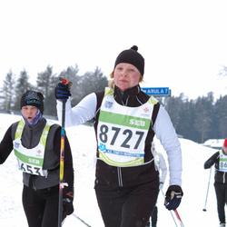 42. Tartu Maraton - Merilin Rohtma (8727), Anda Piebalga (9853)
