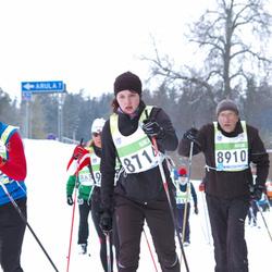 42. Tartu Maraton - Marlis Tiitsaar (8714), Ando Isak (8910)